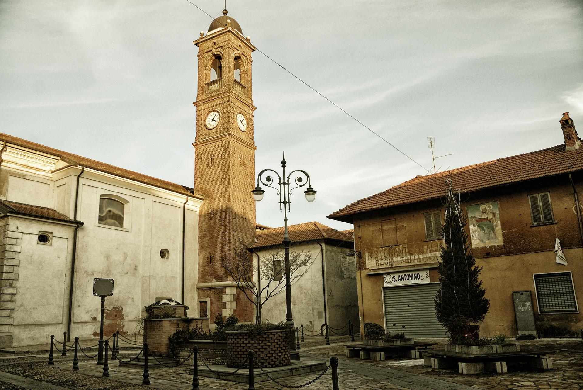 Sant'Antonino Ticino