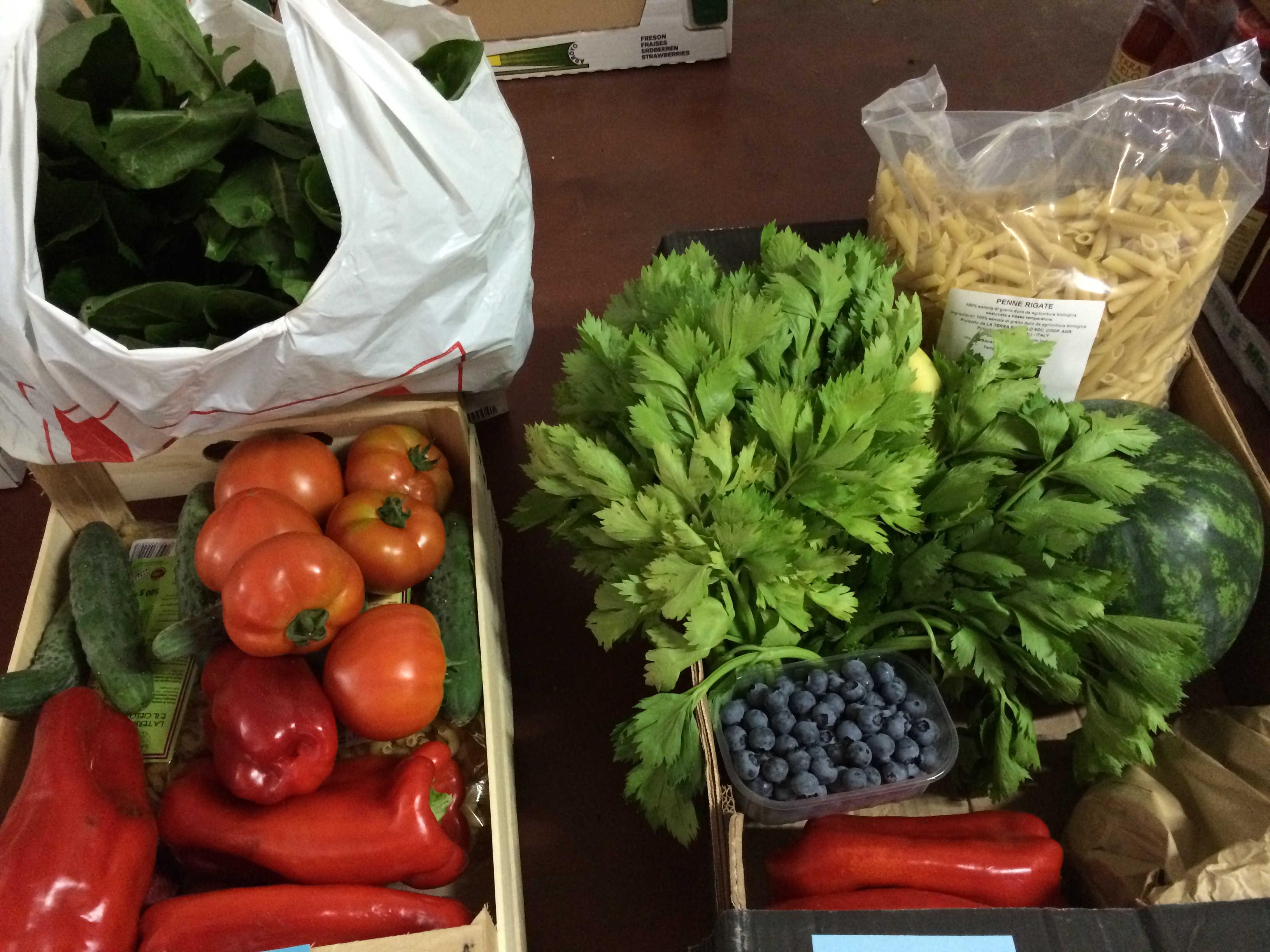 Amicogas - Frutta e Verdura