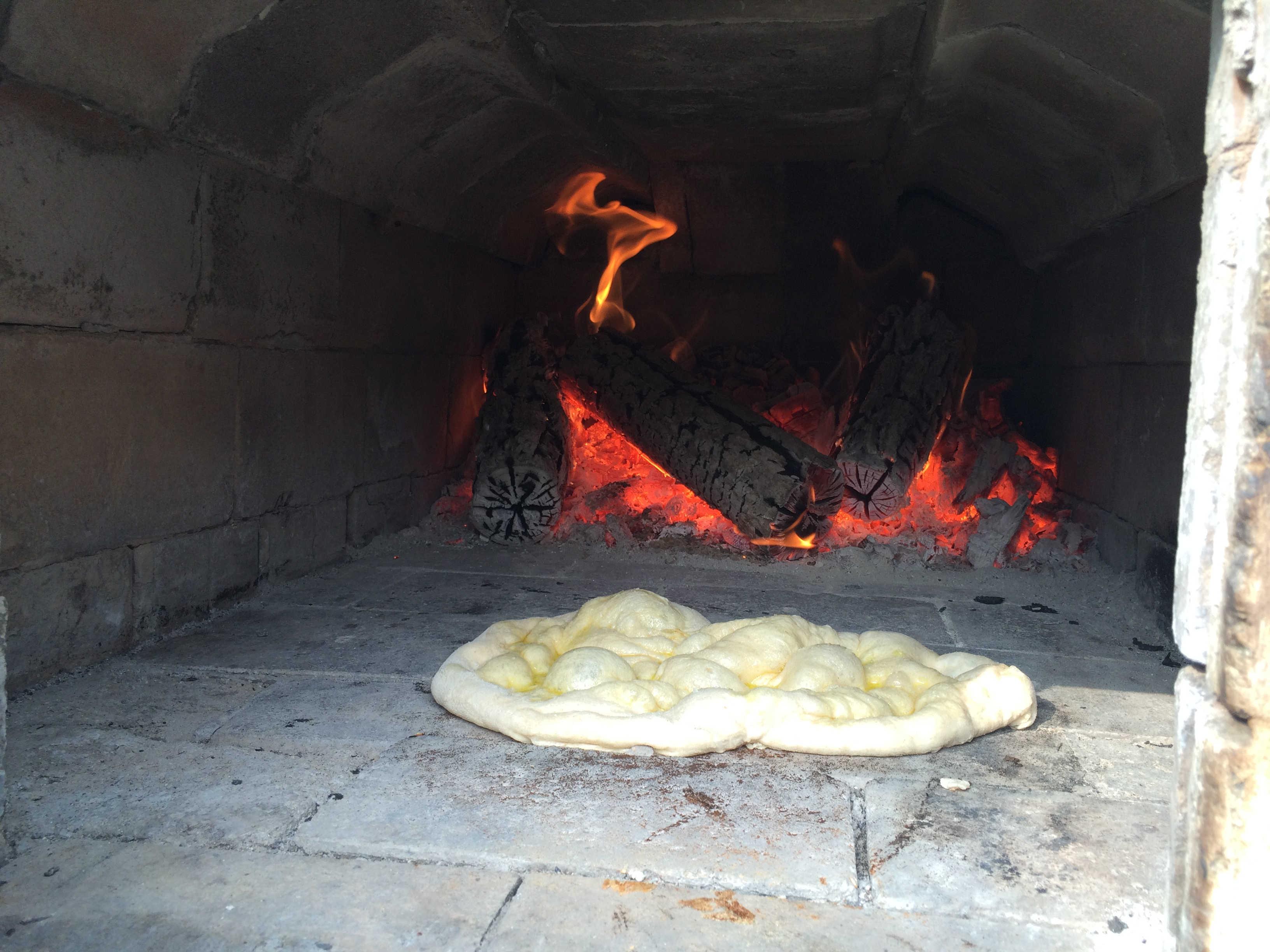 Amicogas - forno a legna
