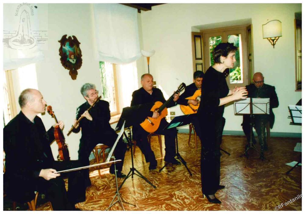 Il Fontanile - Circolo Culturale Lonatese. Saggio di musica. Chitarra