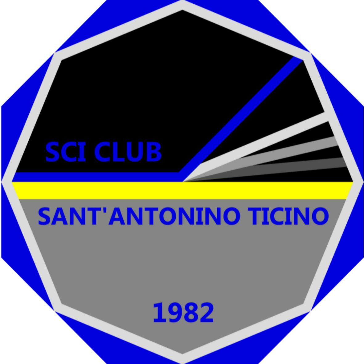 Sci Club S.Antonino Ticino - Logo