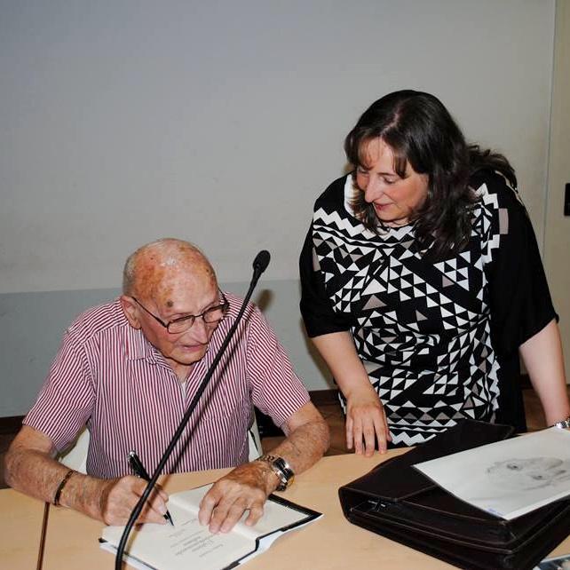 Enrico Vanzini e Melissa Derisi