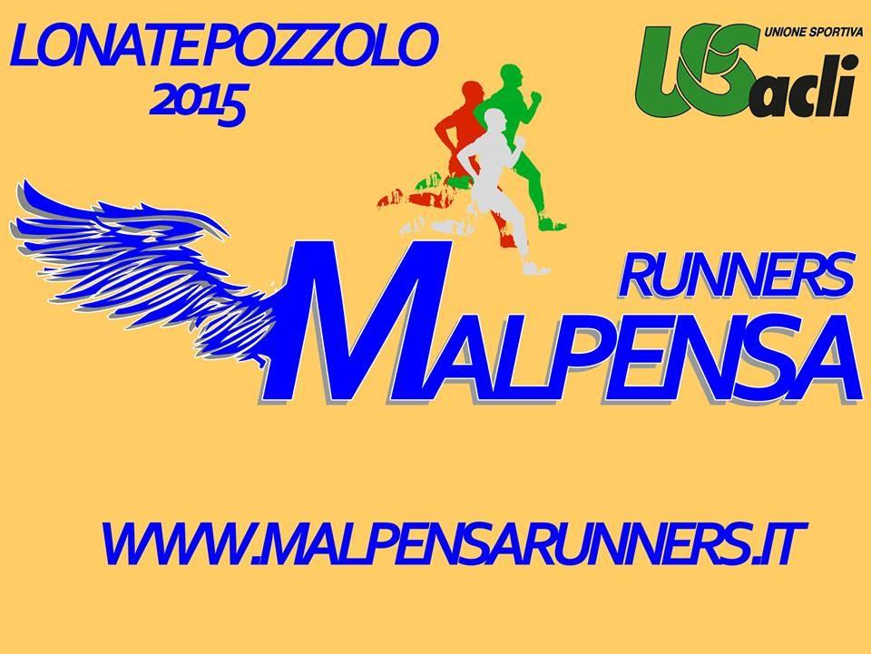 Logo Malpensa Runners - Lonate Pozzolo